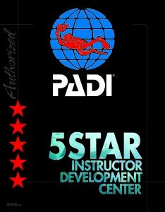 PADI 5 Star IDC Center